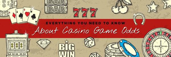 Casino Odds Header