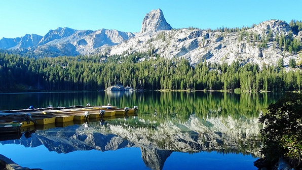 Mammoth Lakes: What to See on California Road Trip