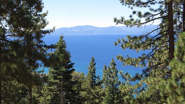 Summer View of Lake Tahoe - Best Seasons to Visit