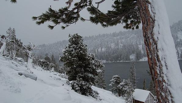 Visit Lake Tahoe in Winter Season