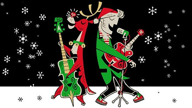 rock the holidays with the brian setzer orchestra. Black Bedroom Furniture Sets. Home Design Ideas