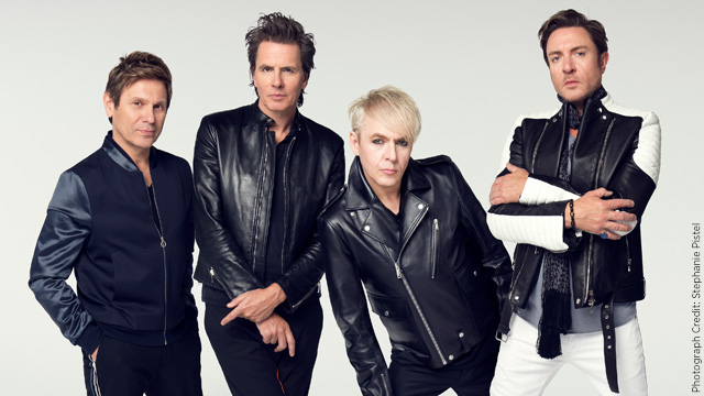Duran Duran Promotional Photograph | Credit: Stephanie Pistel